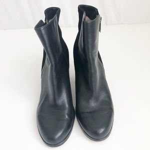 Micheal by Micheal Kors black booties